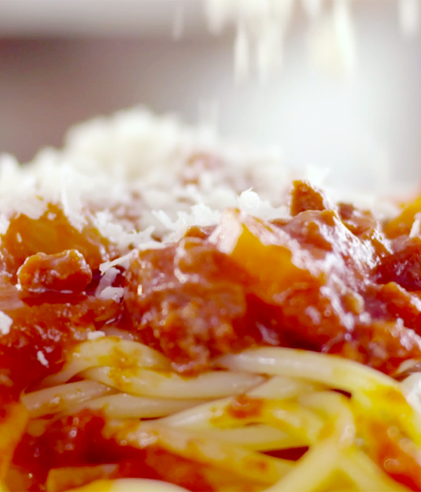 BOSCH spaghetti Bolognese